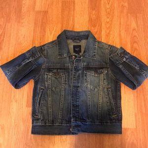 Gap Denim Jacket Size XS Nwot